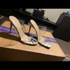 Aldo 🐍 heels